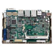 "3.5"" SBC supports Intel® Celeron®dual HDMI and LVDS, Dual PCIe GbE,PCIe Mini, USB 3.0"
