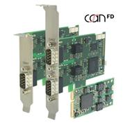 CAN-IB120/PCIe Mini, 1 x CAN Interface High-Speed, galvanicka izolace 1kV