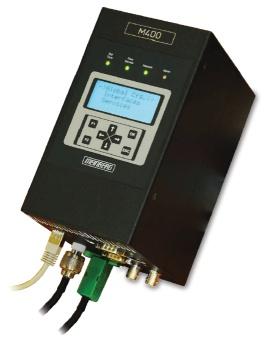 Meinberg NTP server - vstup IRIG, na DIN lištu, s LCD, 5x