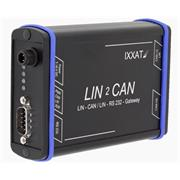 LIN2CAN Gateway - 1x CAN ISO 11898-2 (HS), 1xCAN ISO 11898-3 (LS), 1x LIN, 1x RS232, 10-32VDC, 1.5W