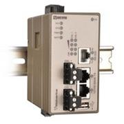 WeOS - SHDSL Ethernet Extender - Layer 2, 30.6Mbit/s, redundant ring, RS-232, I/O